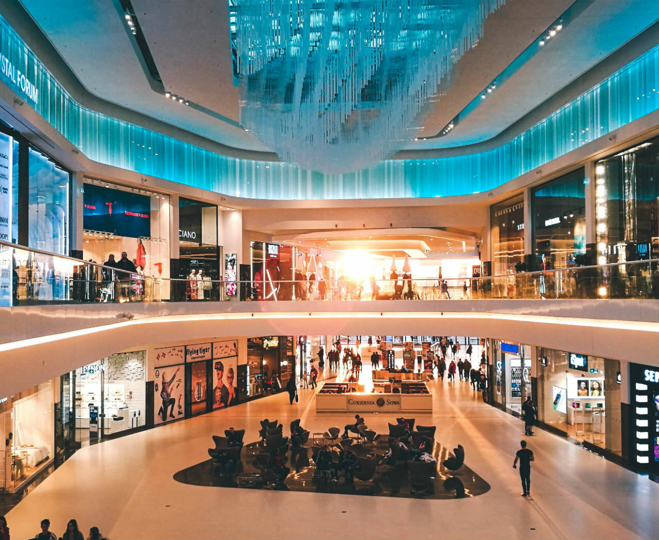 Improving accessibility in shopping & retail centres: the ethical & commercial case