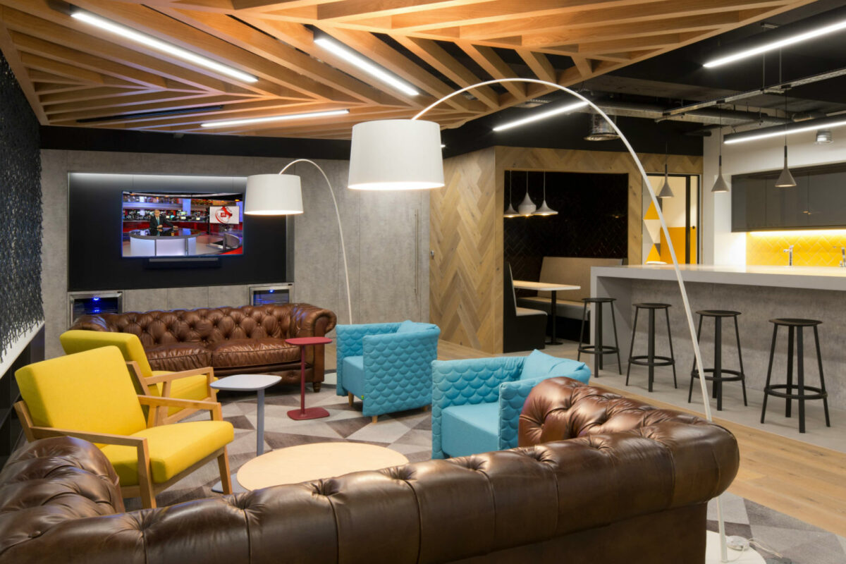 What's curbing UK productivity? Dated office design – says new survey