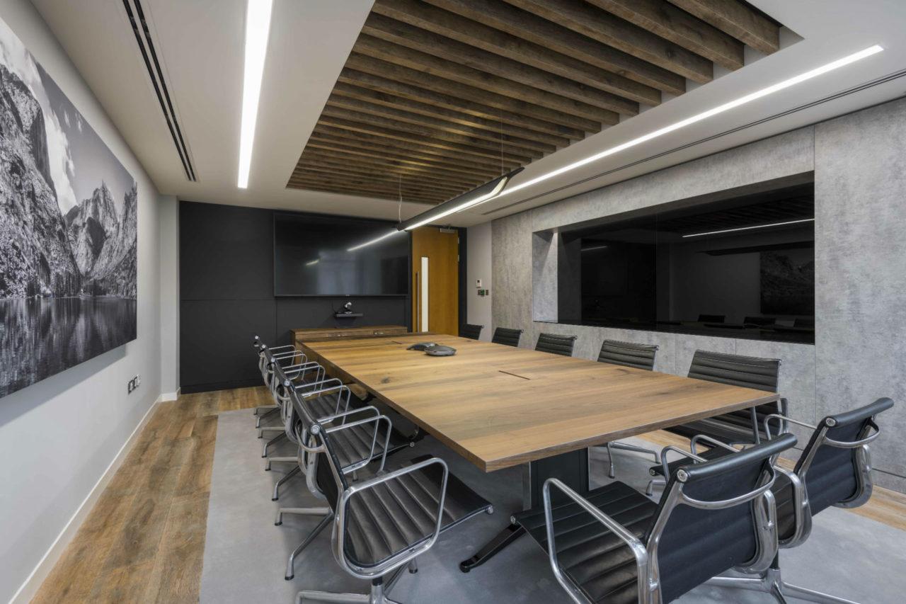 Healthy Meeting Room