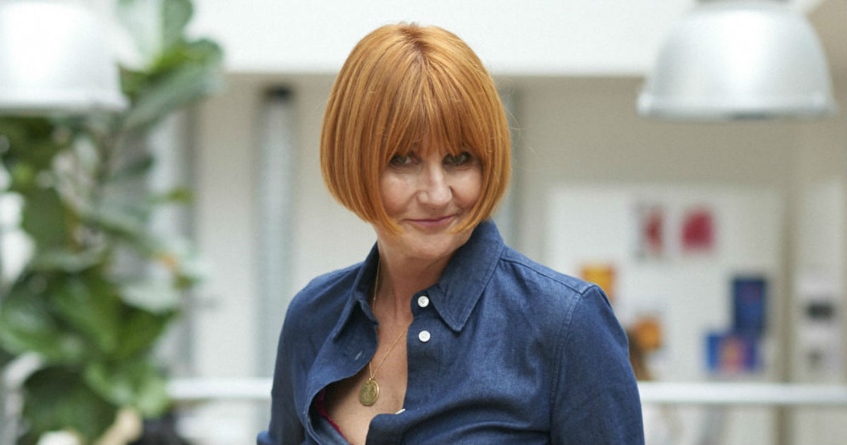 """Mary Portas on work: """"We wanted to create a space in which people wanted to be"""""""
