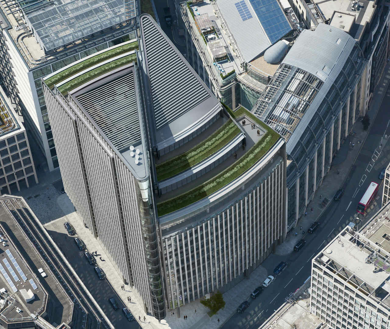 New Deloitte London office is largest in the world to achieve leading certifications