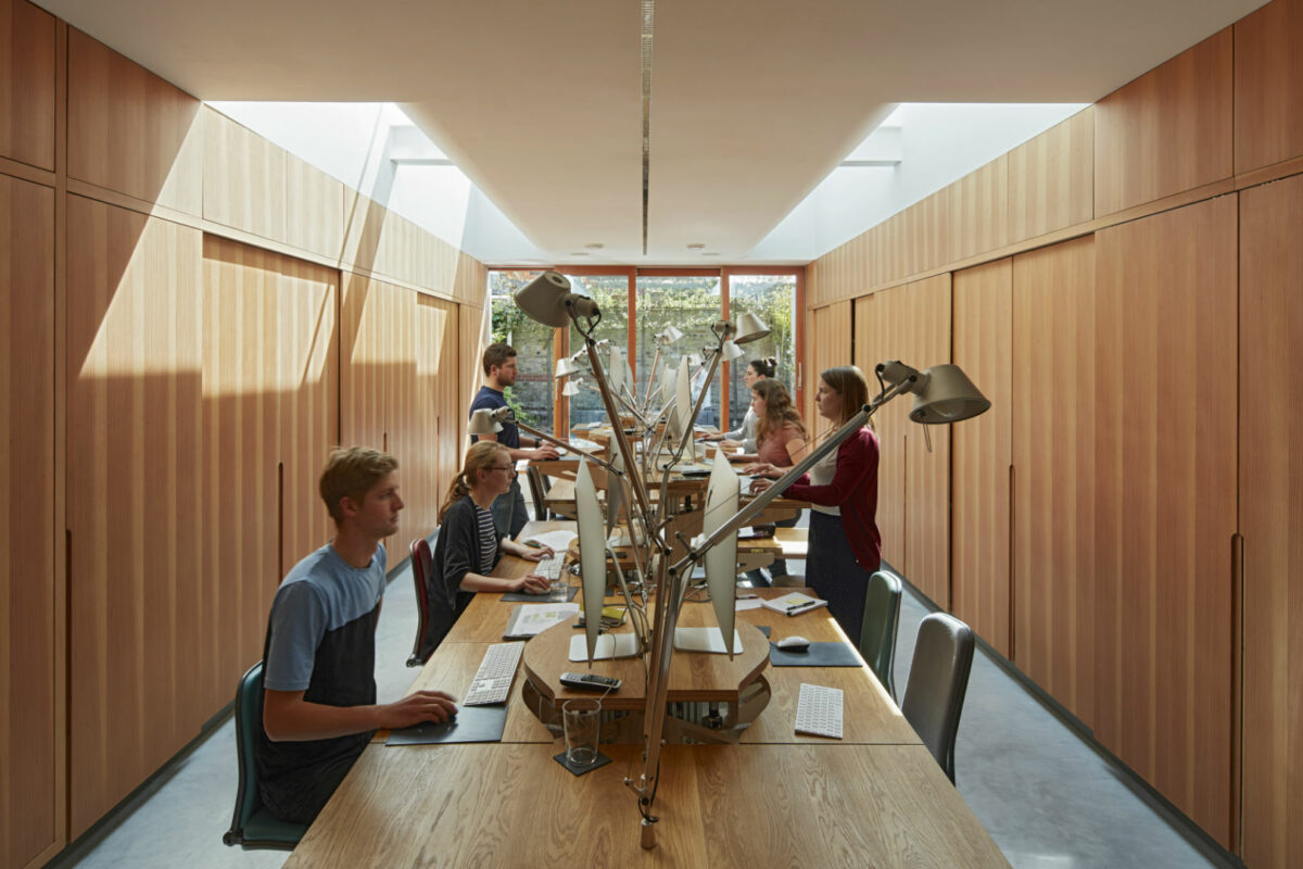 Healthy working spaces: a case study from Peckham, London
