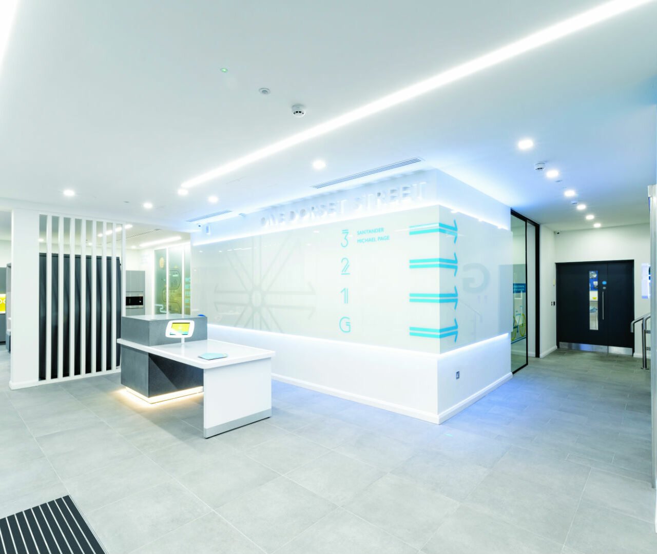 Inside Hampshire's first Fitwel office