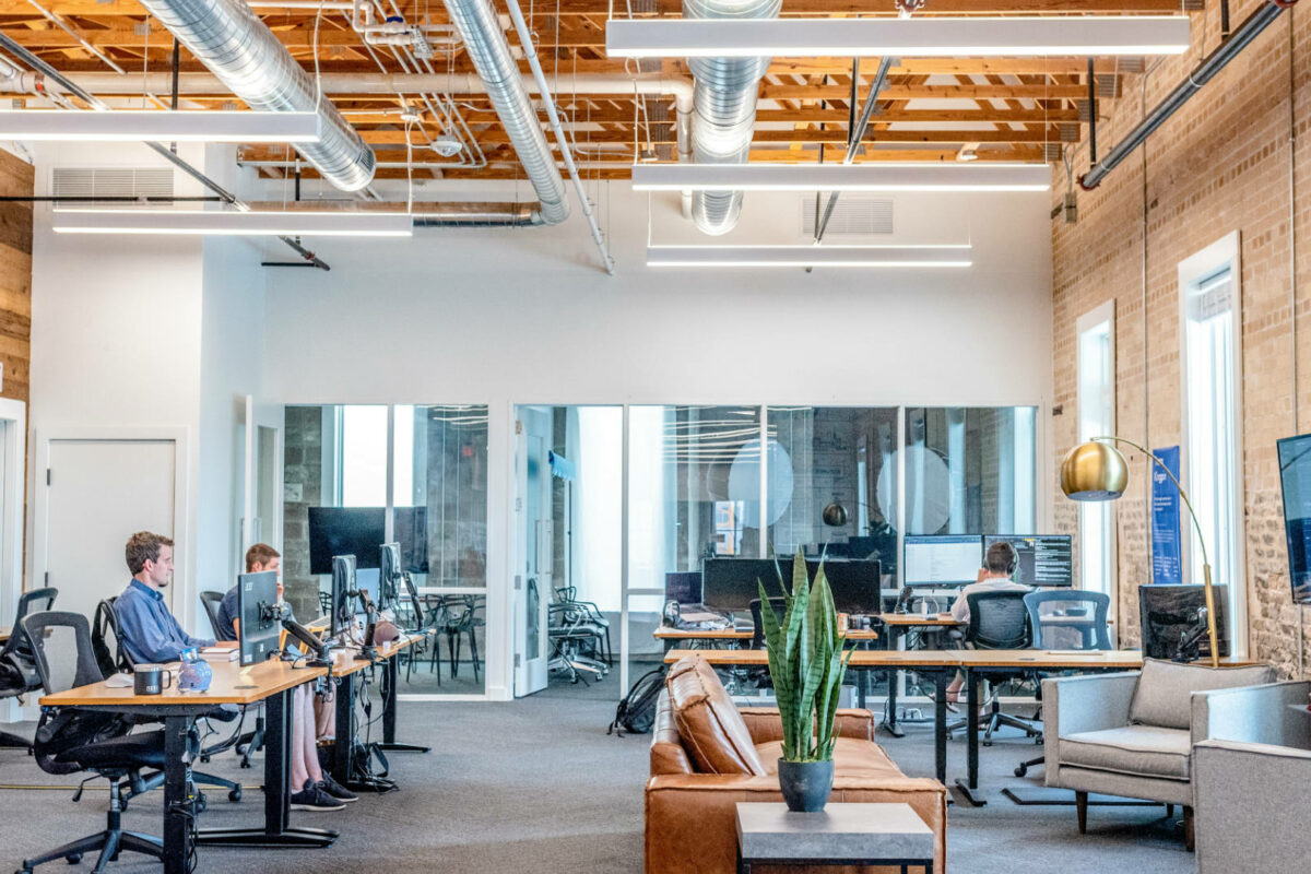 Lighting at work: How LEDS boost wellbeing