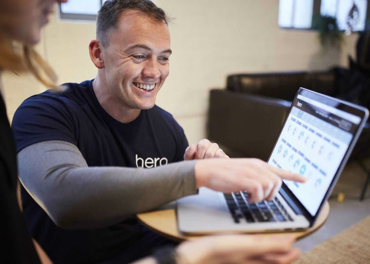 Health tech and wellbeing strategy provider,hero raises over £1.3 million funding for digital wellbeing platform.
