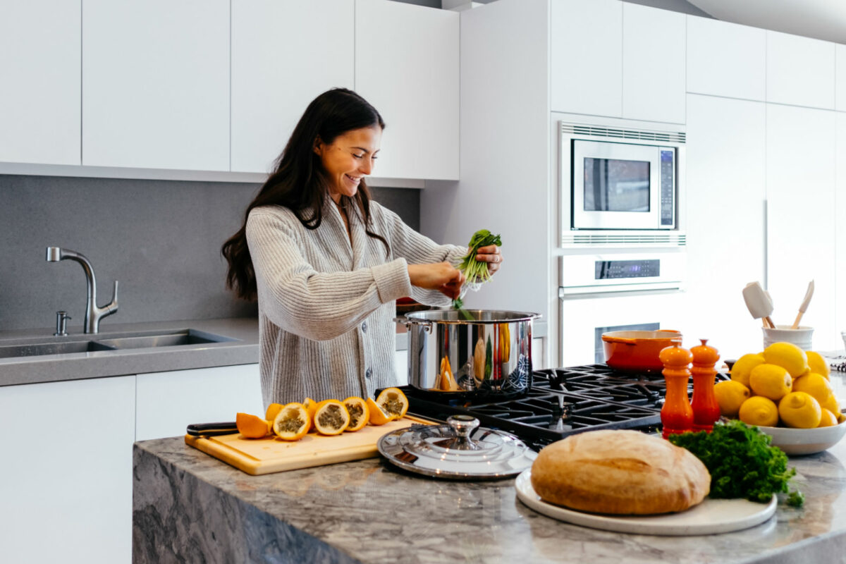 Indoor air quality study: Cooking can cause pollution three times worse than London roads