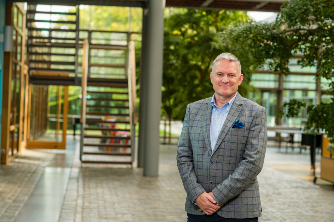 Gavin Holvey is UK & Ireland Sales Manager at PRIVA UK Ltd
