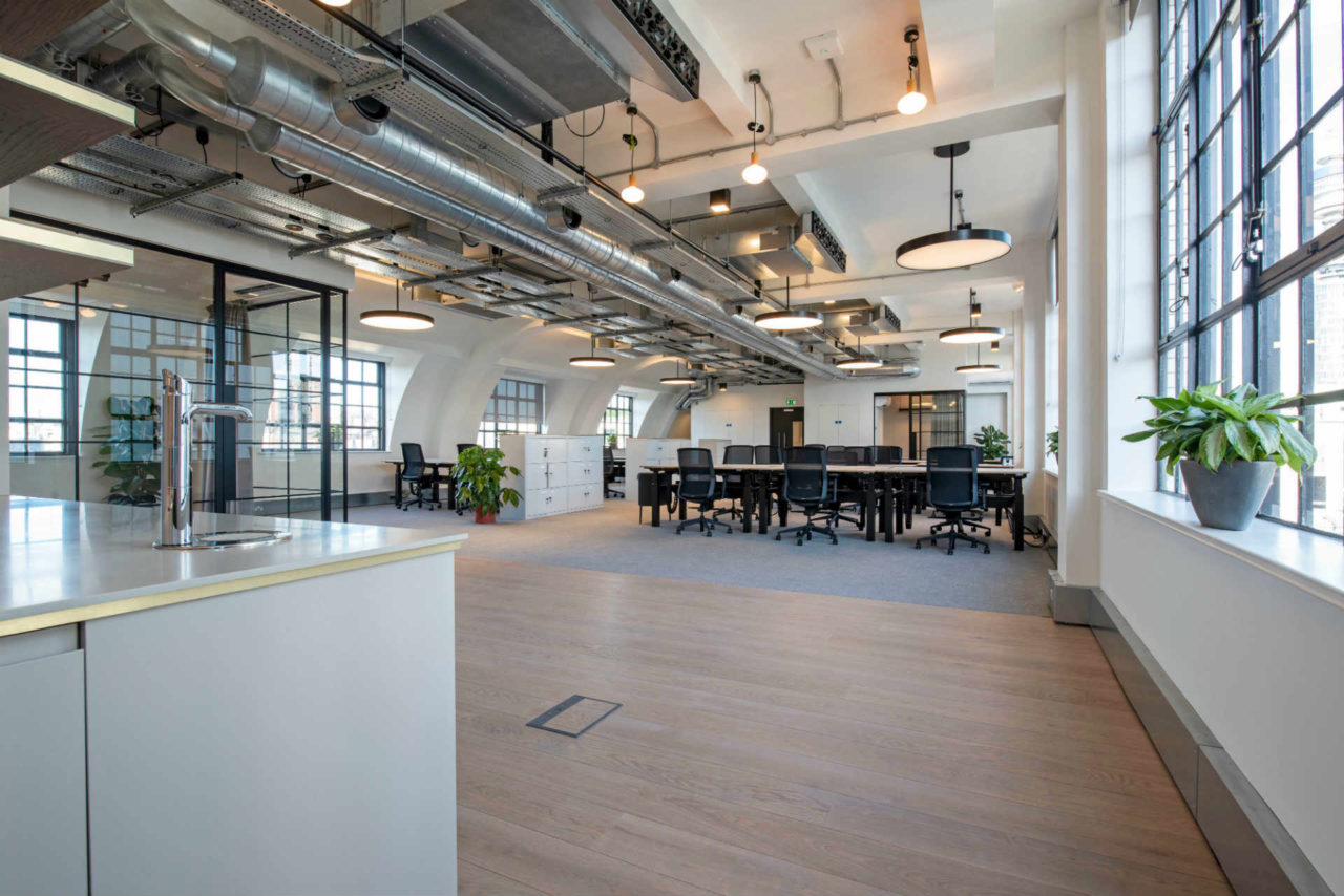Storey, British Land's flexible office brand, has launched a new London workspace, with an emphasis on wellbeing.
