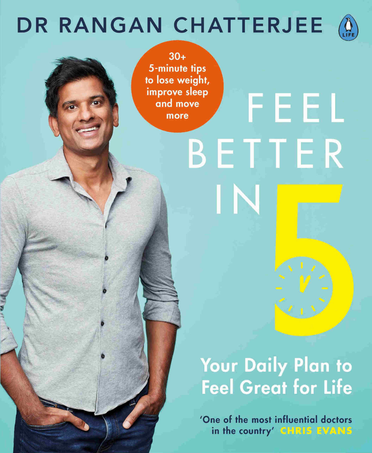 Feel Better in 5 Book