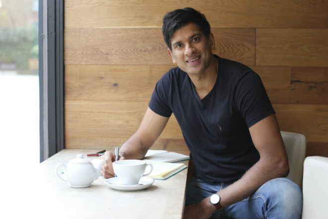 Dr Rangan Chatterjee: How to be less stressed and more productive