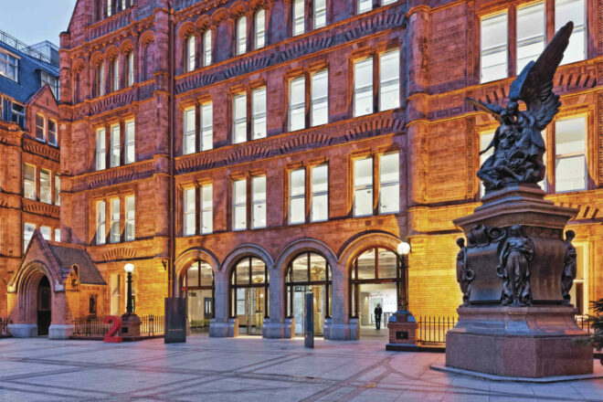 Claire Truman RIBA: How heritage buildings affect the wellbeing of occupants