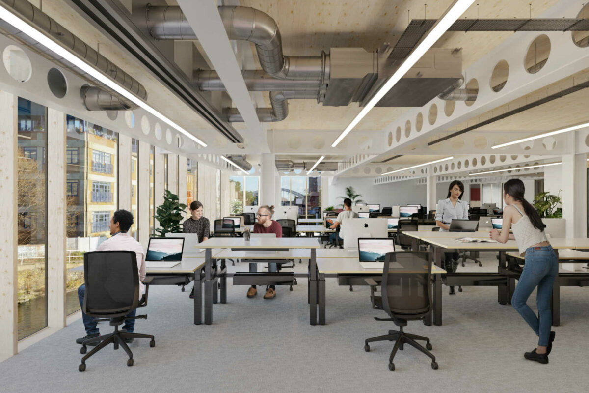 Reduce, reuse, recycle: How British Land's latest workspace celebrates sustainability