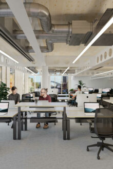 As Storey launches a new flexible workspace, Work in Mind discovers its eco-credentials - Reduce, reuse, recycle.