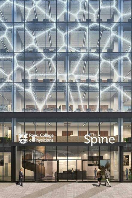 Project profile: Biophilic design principles at The Spine Building
