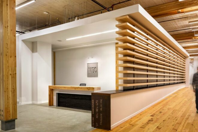 Wood, Wellbeing and Performance:  How Workers Thrive in Wood Buildings