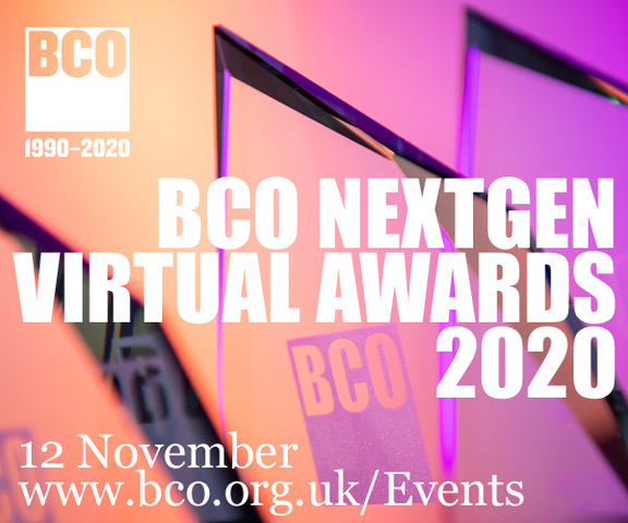 BCO NextGen Virtual Awards 2020