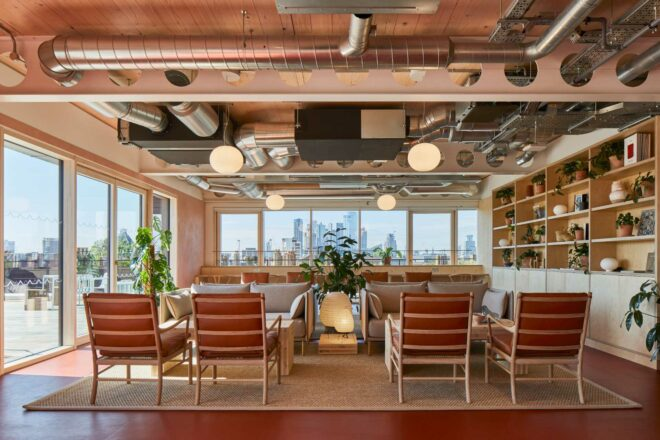 Workplace wellbeing: Are timber buildings the future?