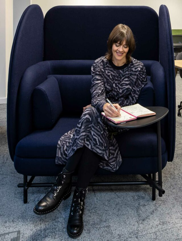 Psychologist Deborah Wilder