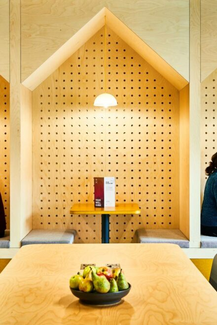 Project Profile: Studio Egret West makes wellbeing central to design of Plus X Brighton
