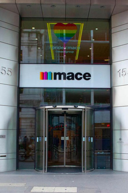 Mace HQ achieves world's first accreditation to IMMUNE Building Standard™