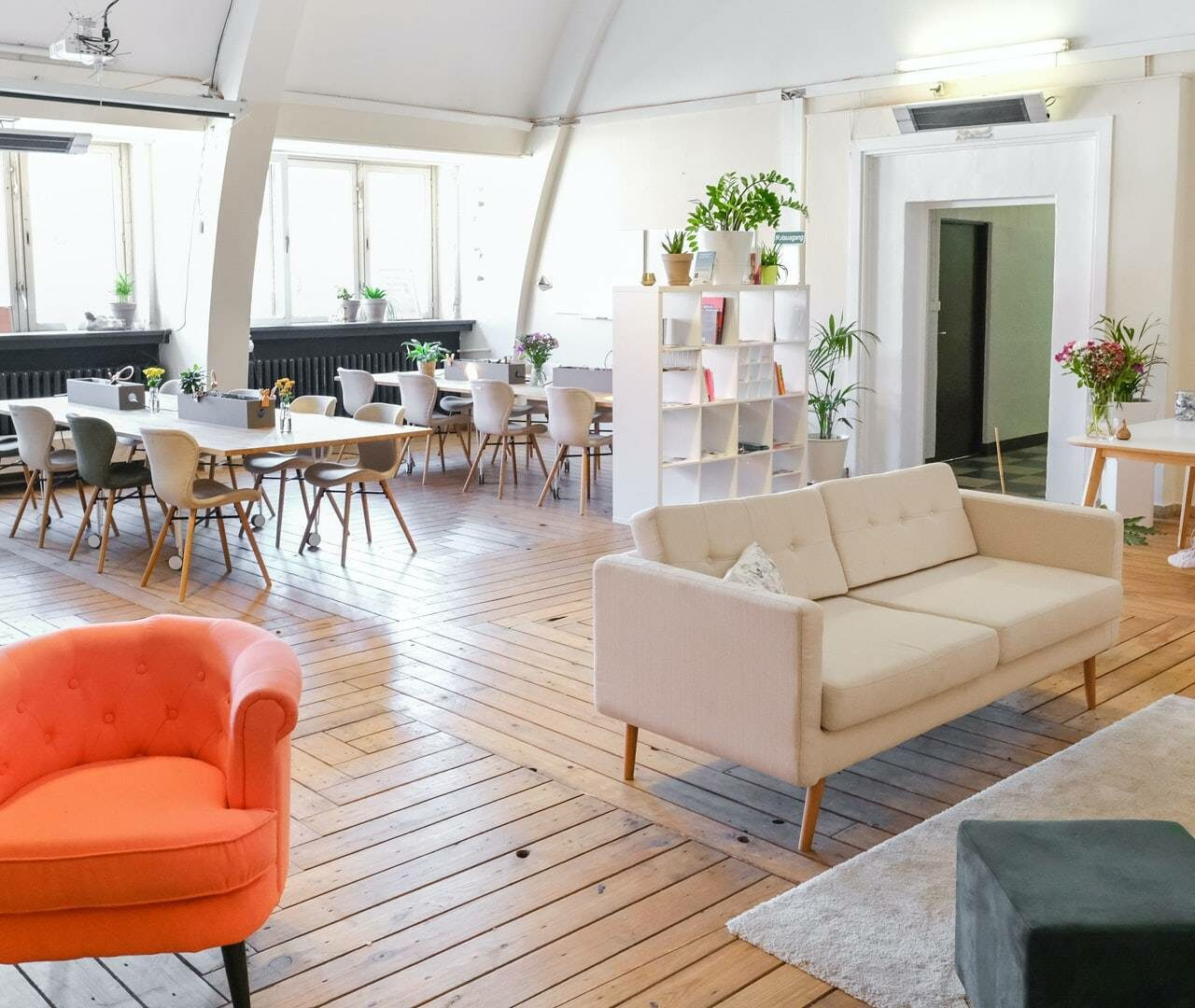 Post pandemic office design: Enticing back the workforce