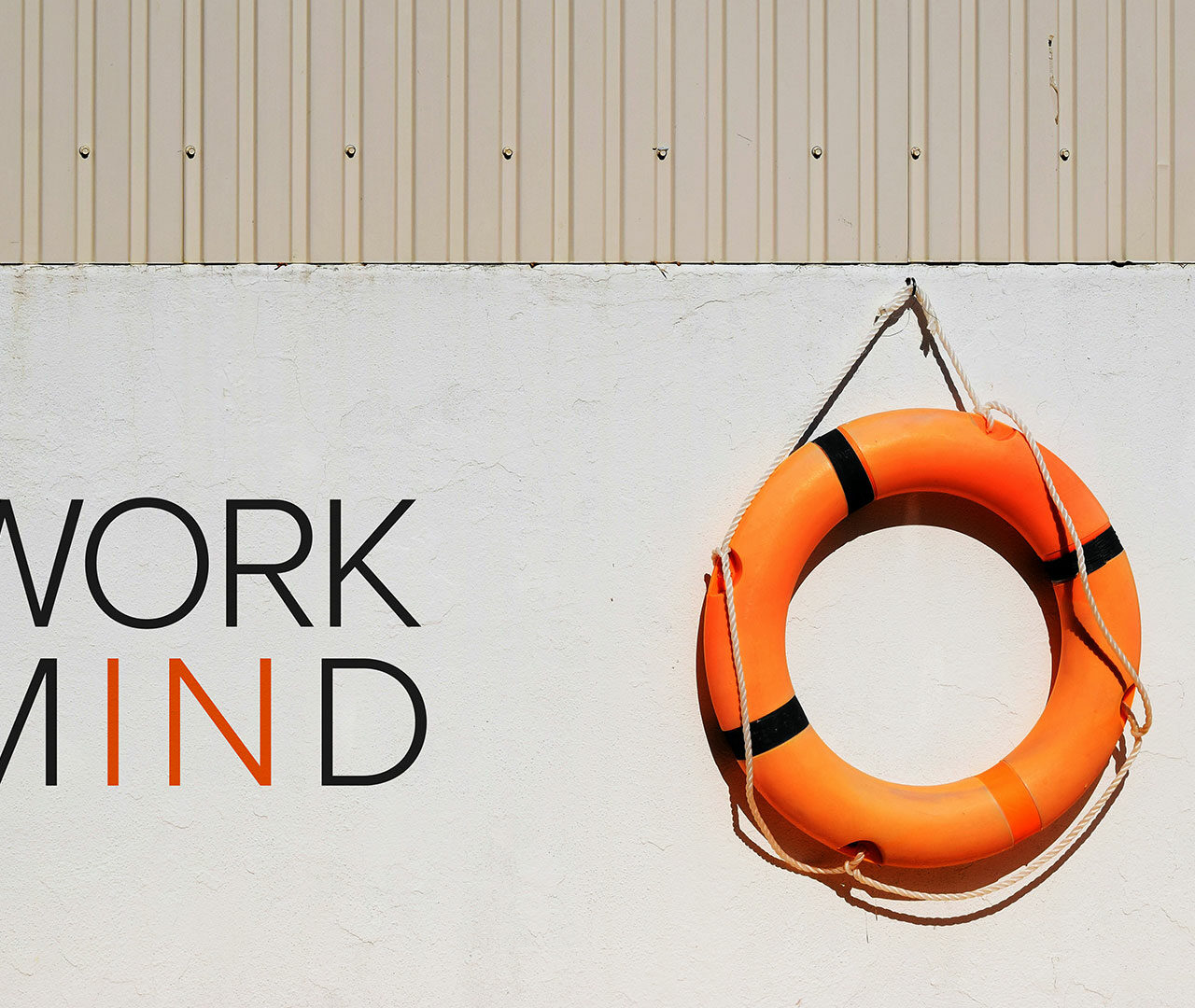 Work in Mind: Supporting mental health