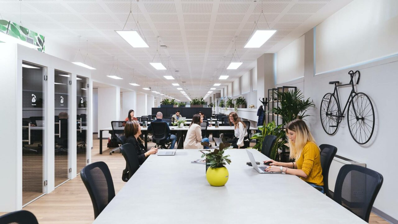 Is office design important for staff recruitment & retention? Yes – say 79% of survey respondents