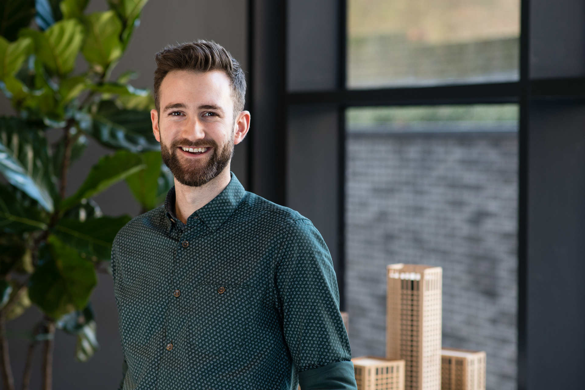Ben Channon is an architect, author, TEDx speaker and mental wellbeing advocate. He is a Director at wellbeing design consultancy Ekkist and a member of the WELL Mind Advisory panel, using his expertise to raise the bar for healthy buildings worldwide.